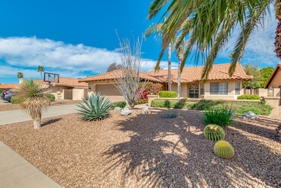 Your Scottsdale Escape located in a quiet neighborhood.