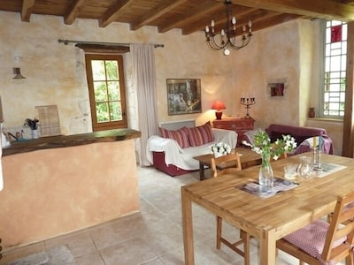 Auriac de Bourzac, Nanteuil-de-Bourzac, Dordogne, France