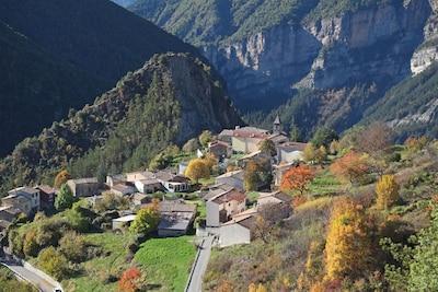 Gîte - Appartement dans les montagnes des Alpes-Maritimes