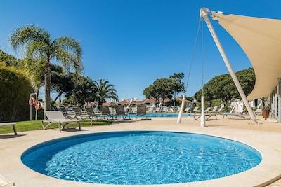 Vila Sol Golf Resort Algarve - Swimming Pool | Ideal Homes Rentals