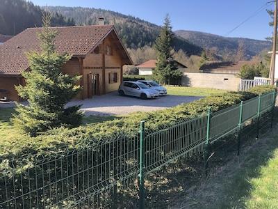 Luttenbach, Muhlbach-sur-Munster, Haut-Rhin, France