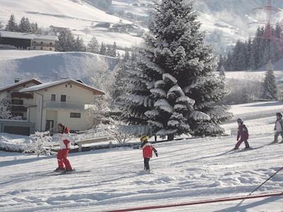 Eng Alm, Vomp, Tirol, Österreich