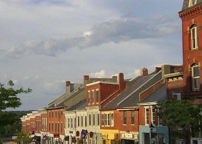 Belfast, Maine, États-Unis d'Amérique