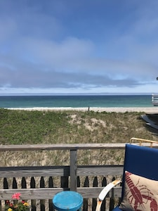 View from Oceanside Deck