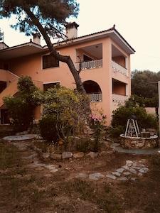 Toroni, Sithonia, Macédoine centrale, Grèce