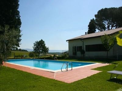 Petrignano del Lago, Castiglione del Lago, Umbrien, Italien