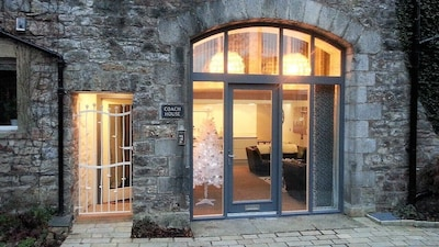 Luxury Stone Built Contemporary Coach House In The Coastal Village Of Arnside, C