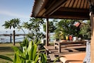 Close to the sea the bale benong offers a relaxed way to enjoy the outdoors