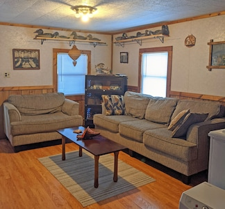 Interior living room.
