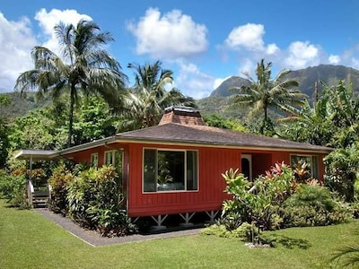 Haena, Hawaï, États-Unis d'Amérique