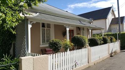 Site historique Woolmers Estate, Longford, Tasmanie, Australie