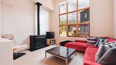Easy-Does-It Quad Chair, Thredbo, New South Wales, Australia