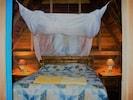handmade bamboo bed (full size)