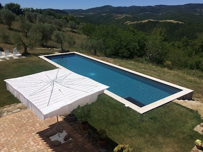 San Venanzo, Umbrien, Italien