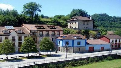 Bahnhof Pola de Lena, Lena, Asturias, Spanien