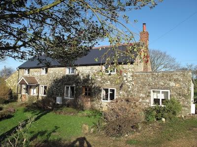 Godshill Model Village, Ventnor, Engeland, Verenigd Koninkrijk
