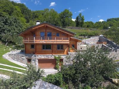 Les Chapelles, Savoie (département), France