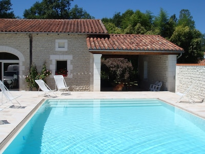 Saint-Eutrope, Montmoreau-Saint-Cybard, Charente, Frankrijk