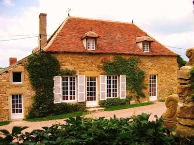 Champlecy, Saône-et-Loire (departement), Frankrijk