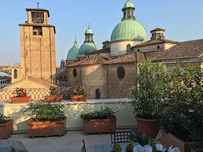 Piazza dei Signori, Treviso, Veneto, Italy