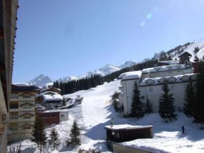Courchevel 1850 - Skis aux pieds - Résidence de standing 3* - linge fourni