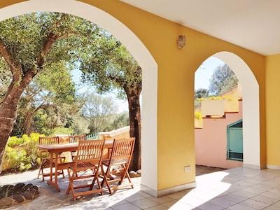 Sas Linnas Siccas, Orosei, Sardaigne, Italie