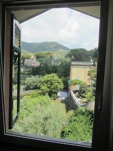 Santo Stefano del Ponte, Sestri Levante, Ligurie, Italie