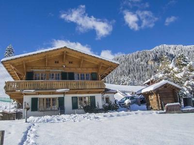 Télésiège Lavey, Adelboden, Canton de Berne, Suisse