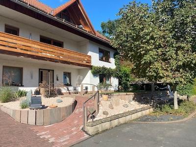 """Ferienwohnung Klein&Fein   In der Nähe der Sperrmauer  """"Ankommen und Wohlfühlen"""""""