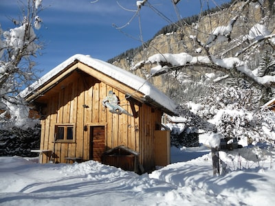 Sessellift Verare, Morzine, Haute-Savoie (Département), Frankreich