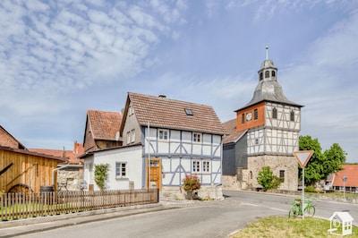 Schloss Spangenberg, Spangenberg, Hessen, Germany