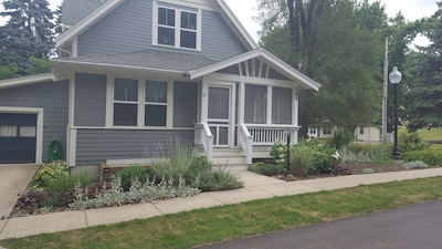 Charming home in the peaceful Merchant Street Cottages neighborhood.