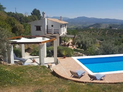 Alcala la Real, Andalusia, Spain