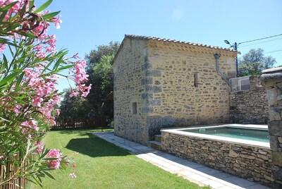 Montaren-et-Saint-Mediers, Gard, France