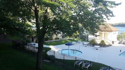 kids pool at condo