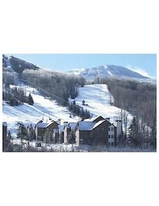 Pico Mountain at Killington Ski Resort, Killington, Vermont, United States of America