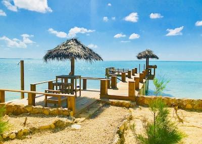 Sandals Emerald Reef Golf Club, Rokers Point, Exuma, Bahamas
