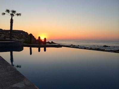 Sunrise - From Casa Stephens pool deck 5714371112