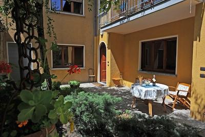 Privaten Garten Menaggio 57