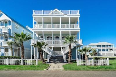 Beachside Village, Galveston, Texas, United States of America