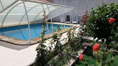 piscine villa Rio chico
