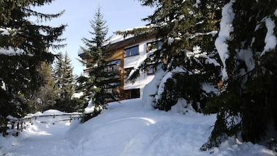 Appartement à Courchevel 1850 (Jardin Alpin)