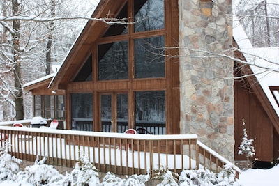 Just 13 miles from Cloudmont Ski & Golf Resort