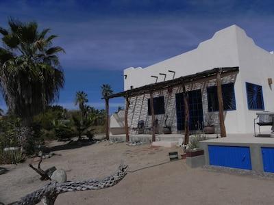 Casita de Luna - your home away from home.