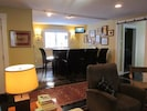 Family Room leading to Bar area
