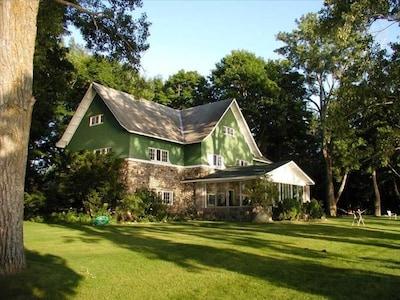 The Wheeler Cottage