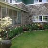 Lovely flower gardens