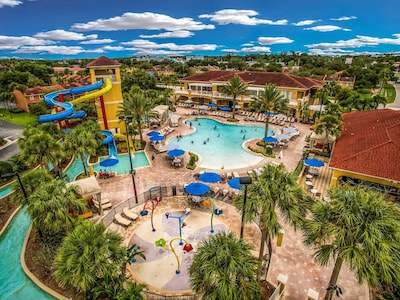 Fantasy World Resort, Kissimmee, Florida, United States of America