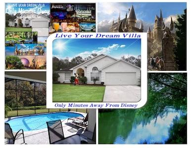 Country Creek Estates, Kissimmee, Floride, États-Unis d'Amérique