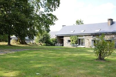 Morhet, Vaux-sur-Sure, Walloon Region, Belgium